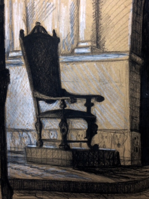 Chair of Italy - Venice